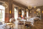 Three Course Sunday Lunch for Two at the Luxury Cowley Manor, Cotswolds