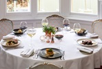 Three Course Sunday Lunch for Two at The Oakley Court, Windsor