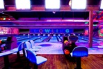 Three Games of Bowling with Meal and Drinks for Two at Disco Bowl
