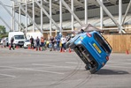 Thrilling Stunt Ride with a Paul Swift Driver