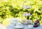 Traditional Afternoon Tea for Two at Mallory Court Country House Hotel