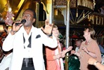 Two Course Dining Experience with Champagne and Live Music for Two at Sarastro Restaurant
