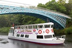 Family Two Hour River Dee and Iron Bridge Sightseeing Cruise