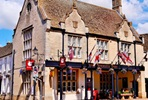 Two Night Cotswolds Inn Break with Dinner for Two at The Snooty Fox