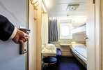 Two Night Cruise to Amsterdam for Two with DFDS