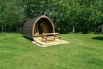 Two Night Glamping Break at Yapham Holds, Yorkshire Wolds
