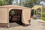 Two Night Glamping Break for Two at Back-Of-Beyond, Dorset