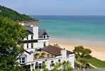 Two Night Luxury Coastal Retreat with Dinner for Two at the Carbis Bay Hotel & Estate, St Ives