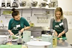 Vegan Junk Food Class with The Vegetarian Society Cookery School
