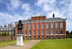 Visit to Kensington Palace and Three Course Meal at a Marco Pierre White Restaurant for Two