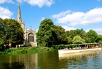 Visit to Shakespeare's Schoolroom & Guildhall with River Sightseeing Cruise for Two
