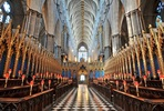 Visit to Westminster Abbey and Thames Sightseeing River Cruise for Two