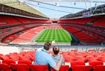 Wembley Stadium Tour for One Adult and One Child