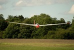 Winch Launch Glider Flight