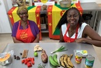 Zoom Carribean Cookery Masterclass for Two with Tan Rosie Carribbean Cookery School